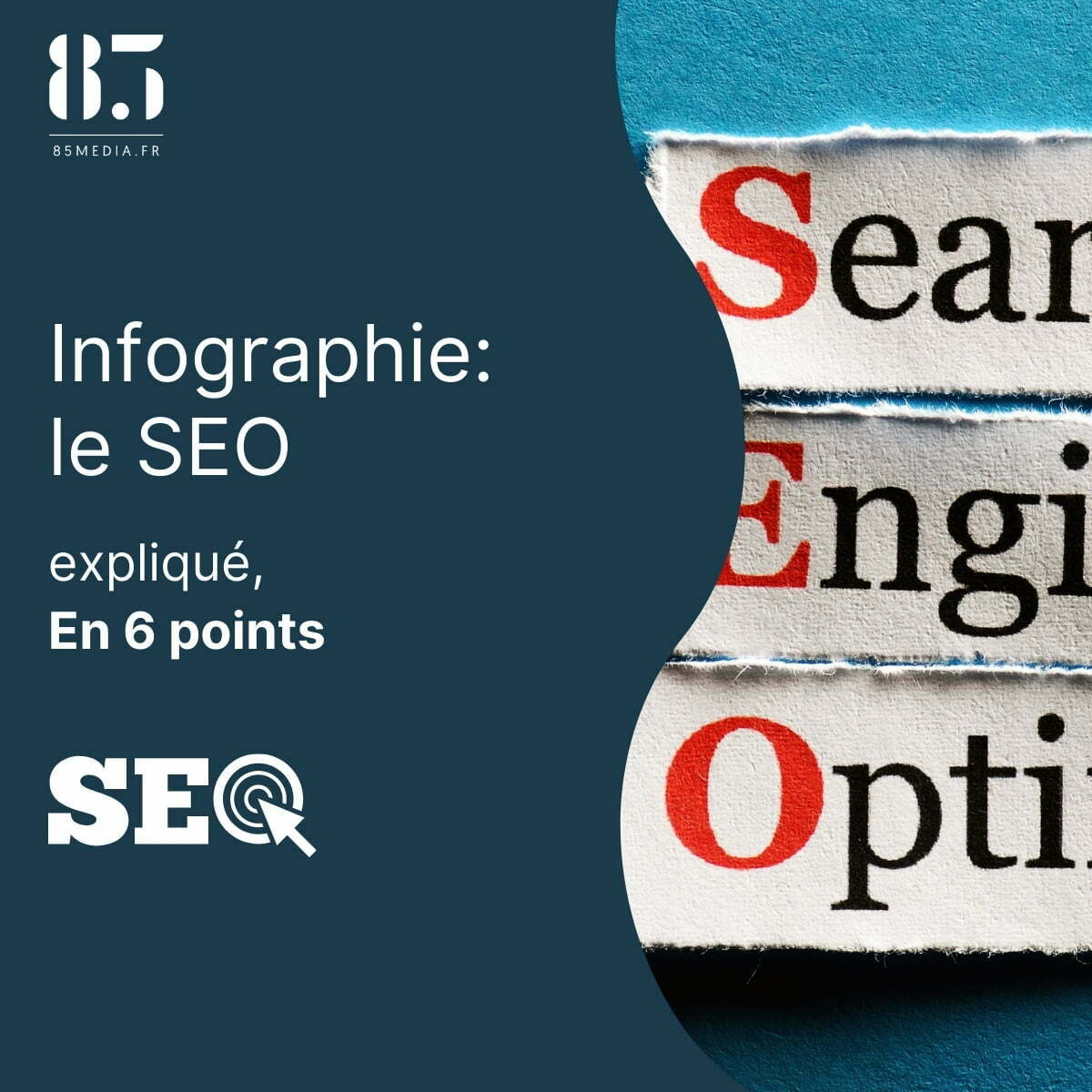 cover SEO infographie
