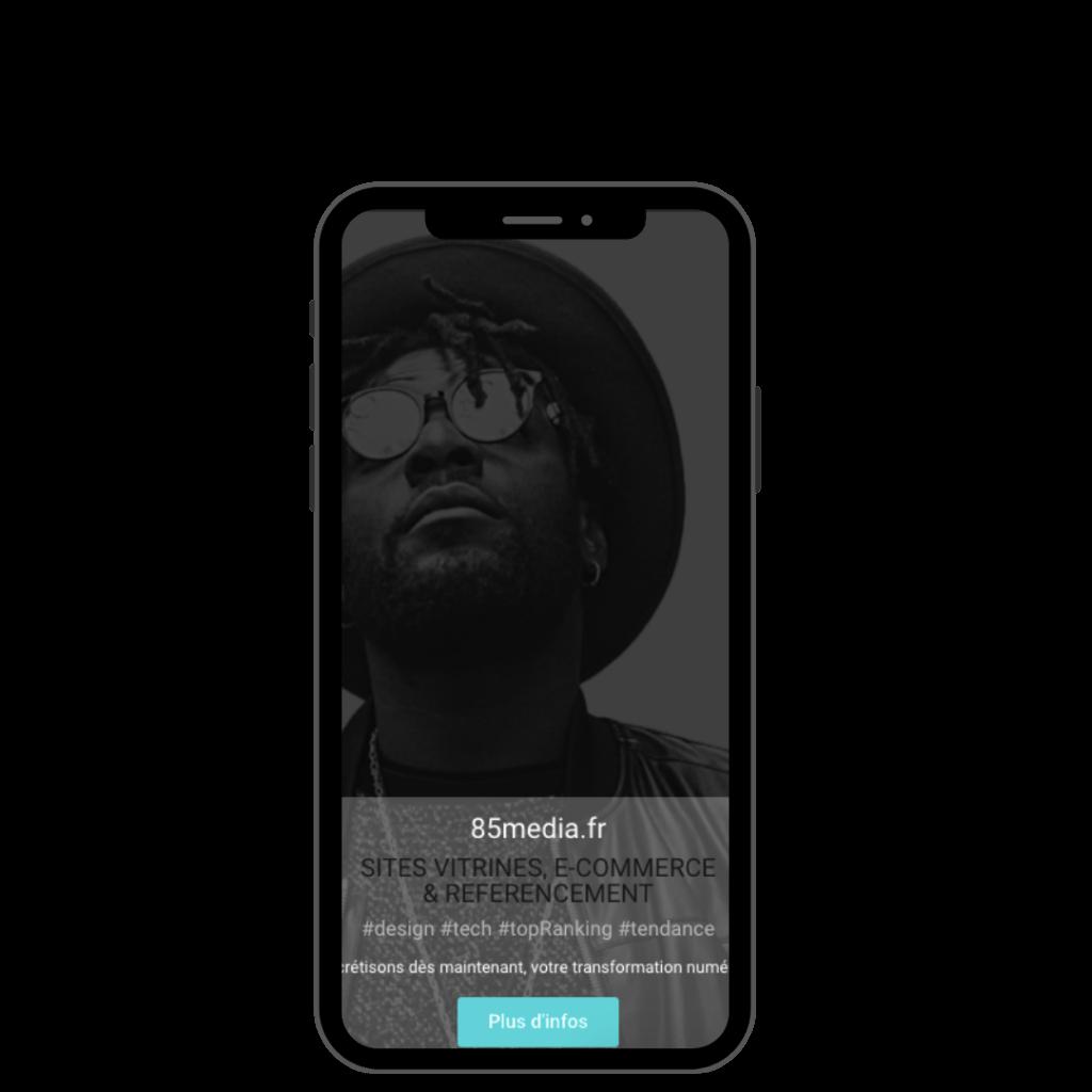 responsiv mobile