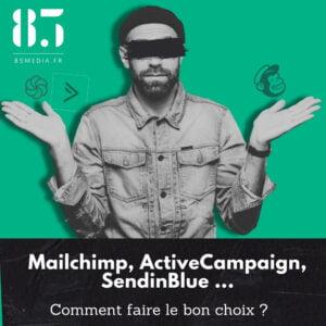 Mailchimp ActiveCampaign SendinBlue